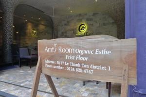 オーガニックエステ Ami's Room (ベトナム・ホーチミン)